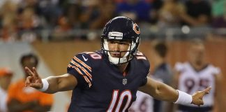 It's Trubisky Time