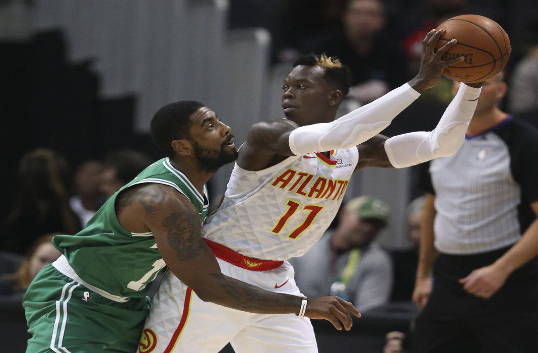 fac0718ca3c Kyrie Irving s Defense Is The Biggest Difference In His Play