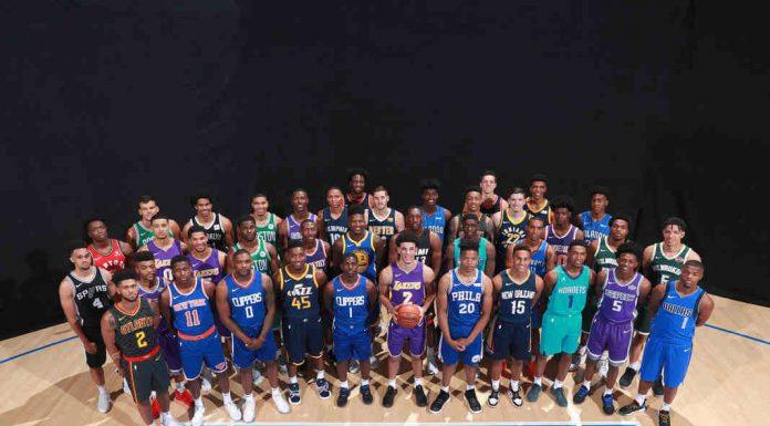 2017 NBA Rookies