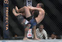 Brian T-City Ortega vs Cub Swanson