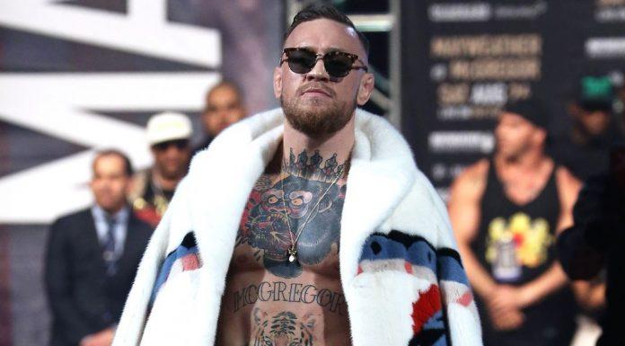Conor McGregor Bar Fight