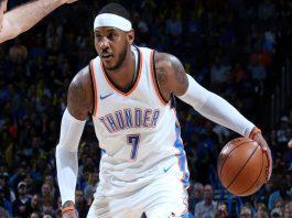 Carmelo Anthony NBA Champion
