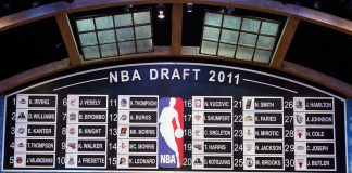 2011 NBA Re-Draft Picks 1-10