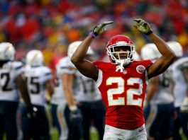 Marcus Peters Trade