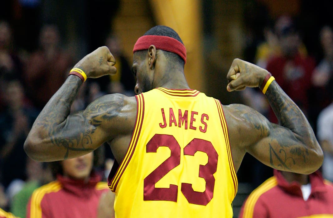 separation shoes ba178 559ee LeBron James Reaches New Heights Of Narcissism | Per Sources