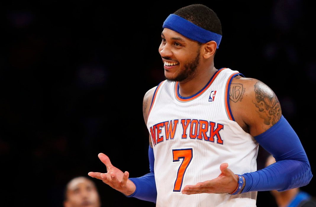 b616ef7e1c28 Carmelo Anthony s Legacy  From Champion to Loser
