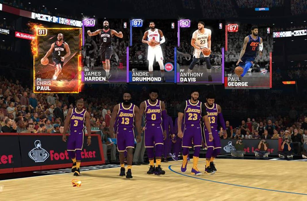 JMan's 2K Tips: How To Build Your MyTeam 2K19 | Per Sources
