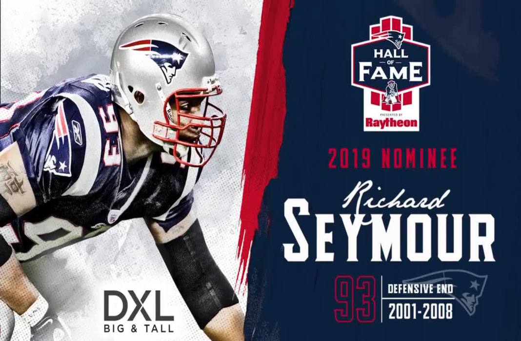 best cheap 8c1dd 69f9f Patriots Fans Messed Up The Hall Of Fame Vote | Per Sources
