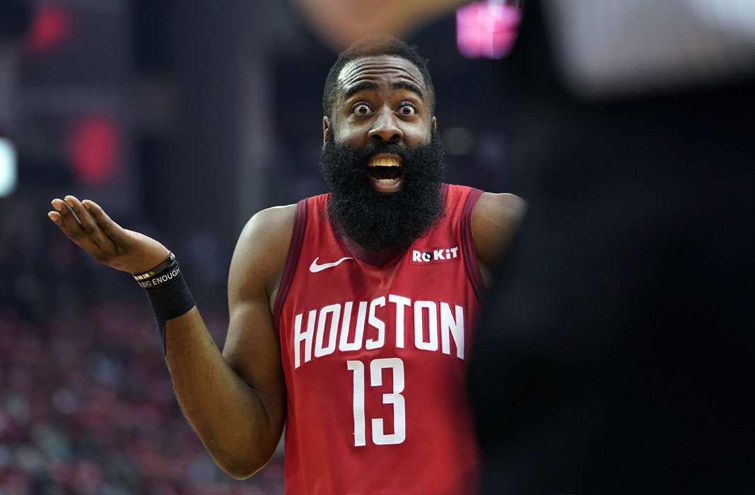 James Harden And The MVP: Why Harden Is A Hypocrite   Per ...