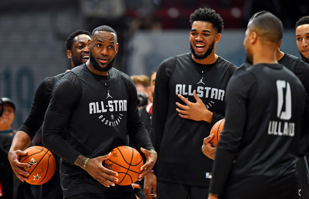 2020 Nba All Star Game Roster Predictions Per Sources
